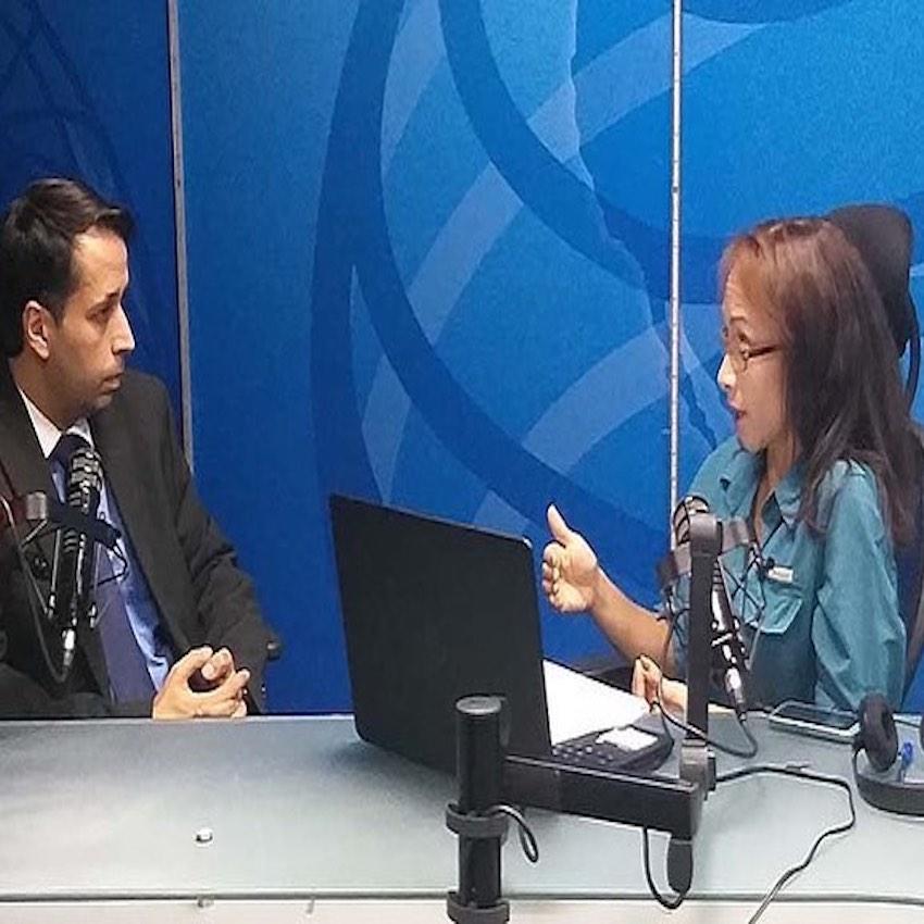 Entrevista con Aryeli Vera