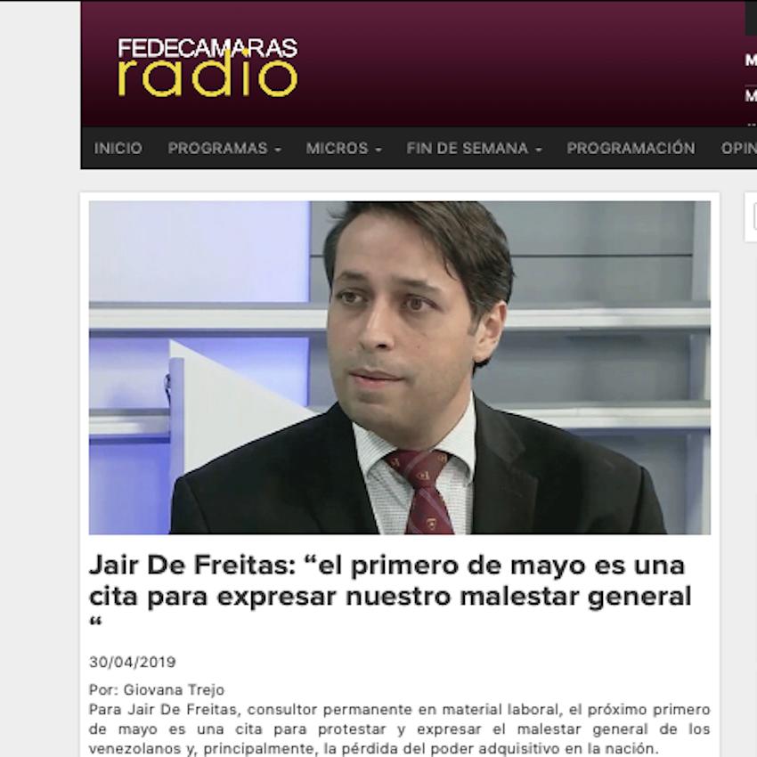 Entrevista con Iván Acosta